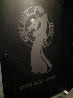 BLUES ALLEY JAPAN