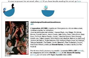 Colette Newsletter 200708